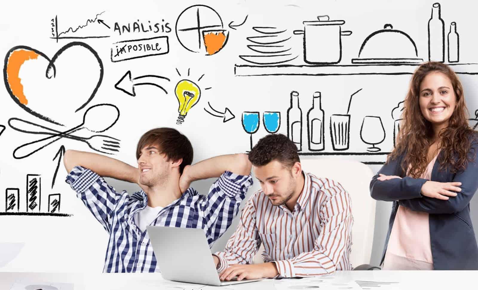redes sociales emprendedores